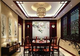Ceiling Decoration Chinese Traditional Wall And Ceiling Decoration Interior Design