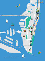 Miami Design District Map by Get Smart About Art