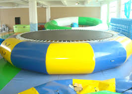 Outdoor Inflatables Outdoor Pool Toys Water Troline For And Adults