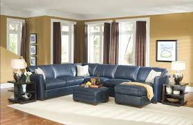 Navy Living Room Furniture Interior Design Ideas For Traditional Living Room With Navy Blue