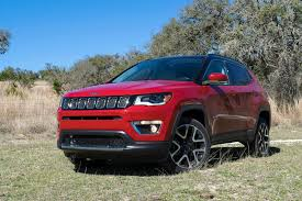 jeep red 2017 first drive 2017 jeep compass ny daily news