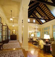 living room ceiling fan raked ceiling living room traditional with energy star ceiling fans