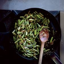 is nothing but greens for 40 days food wine
