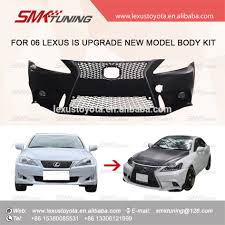 lexus car is 250 front bumper for lexus is250 old upgrade new grille for lexus