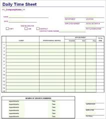 Free Timesheet Template Excel Free Excel Templates