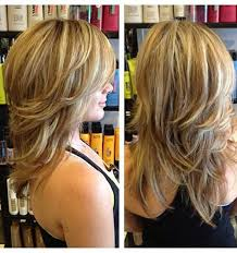 layered highlighted hair styles most stunning highlights layered hairstyles 2016 full dose