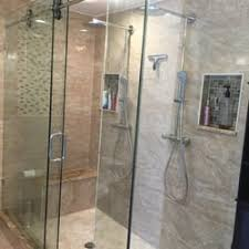 Bel Shower Door Bel Pre Glass Works 14 Reviews Kitchen Bath 1050 1st St