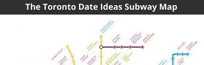 Toronto date ideas  one for each subway stop   EliteSingles EliteSingles