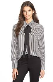 blouse with tie neck fall preview 2015 tie neck blouses grace
