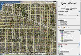 Chicago County Map With Cities by Censusviewer U2013 Screenshots And Example Images