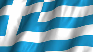 Greece Flag Colors Greece Waving Flag Video Clip 12261882 Pond5