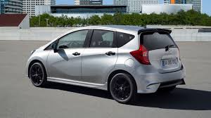 black nissan nissan note black edition humdrum to holy moly petrolblog
