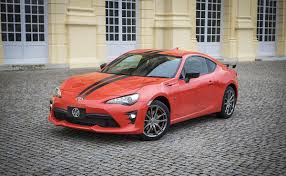 toyota number limited number of toyota 86 special editions available in canada