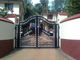 Kerala Home Gates Design Colour by Awesome Main Gate Home Design Gallery Decorating Design Ideas