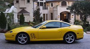 550 maranello for sale car of the day car for sale 1999 550 maranello