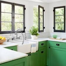 kitchen furnishing ideas 28 stylish green kitchen decor ideas louzine