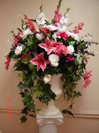 artificial floral arrangements simply weddings flower arrangements