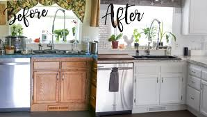 kitchen makeovers on a budget holiday kitchen makeover 500 budget after health starts in the