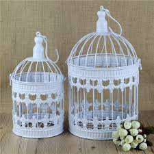 How To Decorate A Birdcage Home Decor Home Decor Bird Cages Home Decoration Hollow Holder Tealight