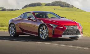 lexus lf lc performance all new lexus lc performance coupe opens new chapter in brand