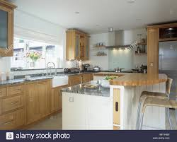 castle kitchen cabinets mf cabinets wooden cupboards stock photos wooden cupboards stock images alamy