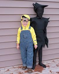 Skunk Halloween Costumes Diy Halloween Costumes Minion Peter Pan U0027s Shadow