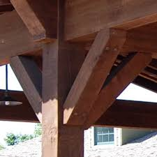 arbors and trellises timber kits western timber frame