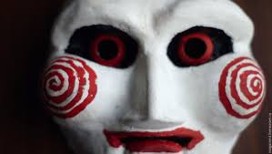 Saw Mask Buy Saw Jigsaw Billy The Puppet Mask On Livemaster Online Shop