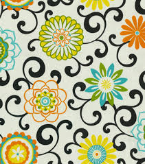 riley blake home decor vivid lattice marigold discount designer