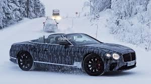 bentley continental gt car bentley new bentley continental gtc goes in a winter wonderland