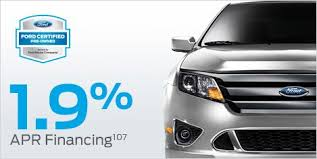 ford certified pre owned incentives offers certified pre owned ford ca