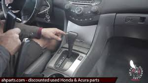 pt2 how to replacement 2003 2004 2005 2006 2007 honda accord radio