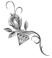 tattoo flash gallery rose ideatattoo