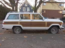 1960 jeep wagoneer the street peep 1987 jeep grand wagoneer