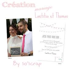 modele remerciement mariage le d efdc by so scrap carte de remerciements de mariage de