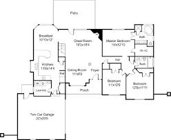 ranch floorplans pleasurable 1 floor plans ranch ranch house plans open floor plan