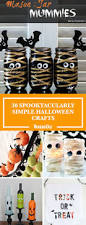 Halloween Homemade Crafts by 44 Easy Halloween Crafts Fun Diy And Craft Ideas For Halloween