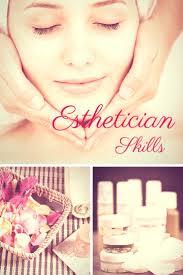 Esthetician Resume Cover Letter Sample Types Of Esthetician Work
