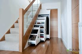 Kitchen Stairs Design Stairs In The Kitchen Fancy Black Wooden Gray Cushioned Chair