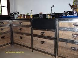 cuisine bois et metal chaise bois et metal 30 génial chaise de cuisine grise graphisme