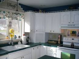 Colorful Kitchen Backsplashes How To Create A Faux Tile Hand Painted Backsplash Kitchens
