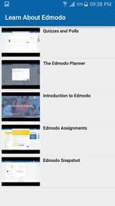 tutorial edmodo profesor edmodo tutorial for android apk download