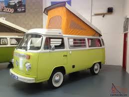 new volkswagen bus yellow 1973 westfalia vw camper in bali yellow 1800 recon engine rust