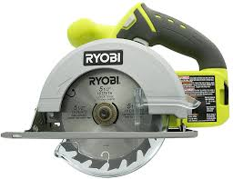 ryobi p504g one 18 v lithium ion cordless 5 1 2 inch circular saw