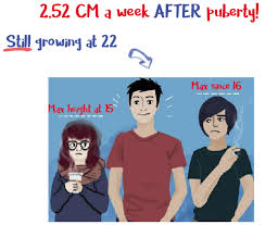 how to grow taller in a week how do i grow after puberty easily