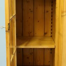 Narrow Pine Bookcase by Bookcases Scandinavian Antiques Antiques For Sale