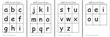 free printable alphabet flash cards hubpages