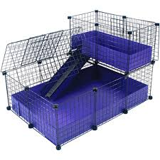 Guinea Pig Cages Cheap Small With Narrow Loft Covered Deluxe Covered Cages C U0026c Cages