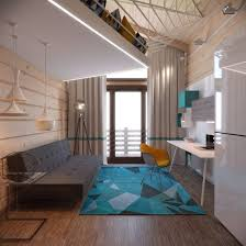 Creative Loft 3 Creative Top Floor Rooms With Wood Accents