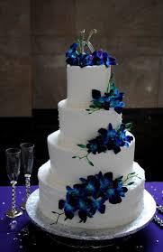 wedding cake ideas 25 blue wedding cakes ideas on royal blue purple